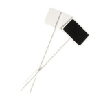 B1903 Board Pick: 2pk Rectangle Shape - 13 x 7 cm - Choice of Colour